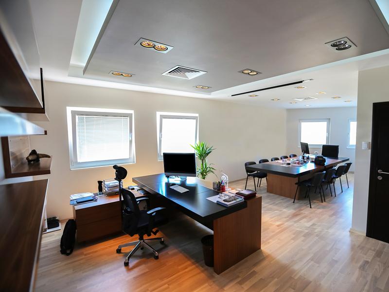 Ремонт офисов в зимнее время: делать или не делать